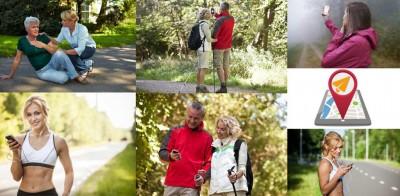 malaise - jogging - randonnée - perdu